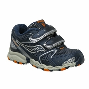 Saucony Cohesion 5 H&L Big Kid Running Shoe - Boy's - Medium Width