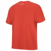 Saucony HydraMAX Short Sleeve Running Shirt - Men's