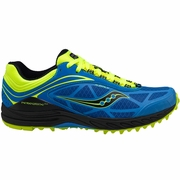 Saucony ProGrid Peregrine 3 Trail Running Shoe - Men's - D Width