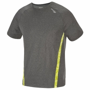 Saucony Revel Camo Short Sleeve Running Shirt - Men's