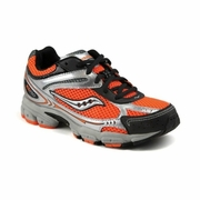 Saucony ViZiPRO Grid Ignition 2 Little Kid Running Shoe - Boy's - Wide Width