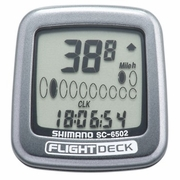 Shimano SC-6502 Flight Deck Cycle Computer