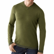 SmartWool Coal Creek V-Neck Merino Wool Sweater - Men's