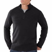 SmartWool Conundrum Peak Half Zip Merino Wool Sweater - Men's