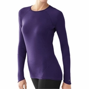 SmartWool Lightweight Crew Base Layer - Women's