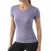 SmartWool Microweight Short Sleeve Crew - Women's