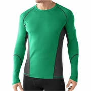 SmartWool NTS Lightweight 195 Crew Base Layer - Men's