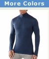 SmartWool NTS Microweight 150 Zip Base Layer - Men's