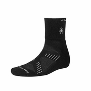 SmartWool PhD Light 3/4 Crew Cycling Sock