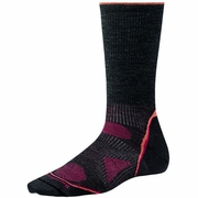 SmartWool PhD Outdoor Ultra Light Crew Hiking Sock - Women's
