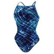 Speedo Atomic Dots Y-Back Swimsuit - Women's