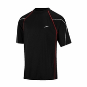Speedo Breaker Short Sleeve Swim Tee Rash Guard - Men's