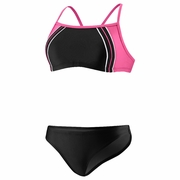 Speedo Breaststroke 4 Hope Voyager Splice 2-Piece Swimsuit - Women's