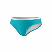 Speedo Contrast Contemporary Hipster Swimsuit Bottom - Women's