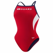 Speedo Endurance Lite Guard Energy Back Swimsuit - Women's