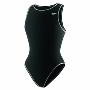 Speedo Endurance Plus Avenger Zipper Back Water Polo Suit - Women's
