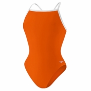 Speedo Endurance Plus Fly Back Training Swimsuit - Girl's