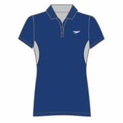 Speedo Female Tech Short Sleeve Polo - Women's