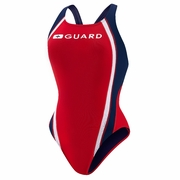 Speedo Guard Quark Splice Pulse Back Swimsuit - Women's