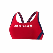 Speedo Guard Sport Bra Swimsuit Top - Women's