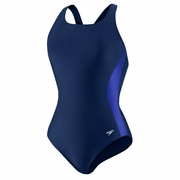 Speedo Illusion Splice Ultra Back Swimsuit - Women's