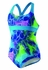 Speedo Jungle Rhythm X-Back Empire Swimsuit - Girl's