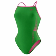Speedo Laser Cut Extreme Back Swimsuit - Women's