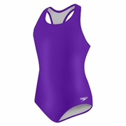 Speedo Learn To Swim Racerback Swimsuit - Girl's