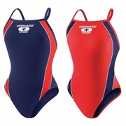 Speedo Lifeguard� Axcel Back Swimsuit - Women's