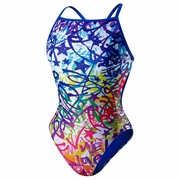 Speedo Love Music Extreme Back Swimsuit - Women's