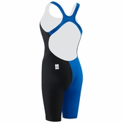 Speedo LZR Racer Elite 2 Recordbreaker Back Kneeskin Swimsuit - Women's