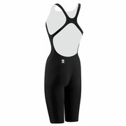 Speedo LZR Racer Elite Recordbreaker Back Kneeskin Swimsuit - Women's