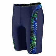 Speedo Mighty Python Spliced Swim Jammer - Kid's