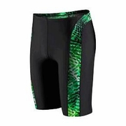 Speedo Mighty Python Spliced Swim Jammer - Men's