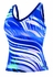 Speedo Moving Current Comfort Strap Tankini - Women's