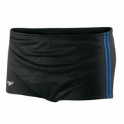 Speedo Poly Mesh Square Leg Swimsuit - Men's