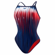 Speedo Power Sprint Fly Back Swimsuit - Women's