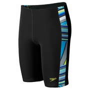 Speedo Rainbow Stripe Swim Jammer - Men's