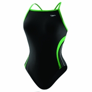 Speedo Rapid Splice Energy Back Swimsuit - Women's