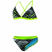 Speedo Ready, Zip 2-Piece Swimsuit - Women's