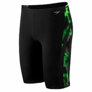Speedo Reverb Spliced Swim Jammer - Boy's