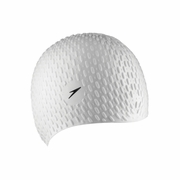 Speedo Silicone Bubble Swim Cap