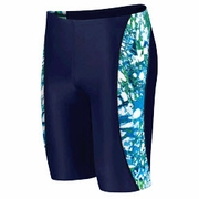Speedo Snake Bit Spliced Swim Jammer - Men's