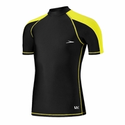 Speedo Snug Fit Rash Guard - Men's