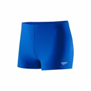 Speedo Solid Endurance Plus Square Leg Swimsuit - Men's