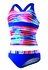 Speedo Stripe Remix X-Back Empire 2-Piece Swimsuit - Girl's