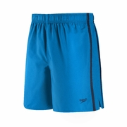 Speedo Striped Surf Runner Volley Swim Trunks - Men's