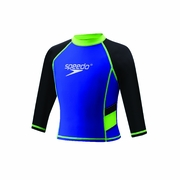 Speedo UV Sun Long Sleeve Rash Guard - Kid's