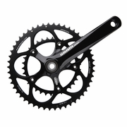SRAM Apex Double Bicycle Crankset and Bottom Bracket