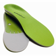 Superfeet Trim to Fit Green Wide Boxed Insole